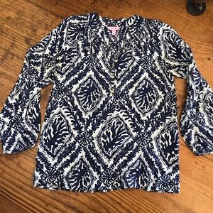 Lilly Pulitzer Elsa Top Size S